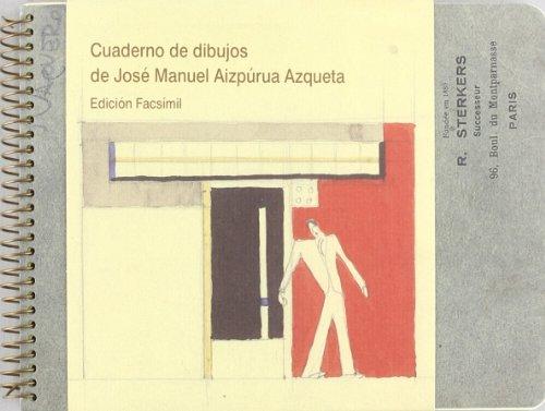 Cuadernos de dibujos de José Manuel Aizpúrua Azqueta.