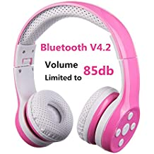 Cuffie Bluetooth wireless per bambini 2fa75781cd00
