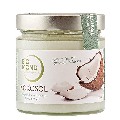Bio Kokosl Von Biomond 330 Ml Kaltgepresst Nicht Raffiniert