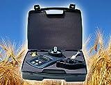 Getreidefeuchtemessgerät Feuchtemessgerät Feuchtemesser Restfeuchte grain meter