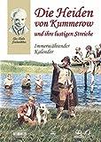 Die Heiden von Kummerow und ihre lustigen Streiche: Immerwährender Kalender