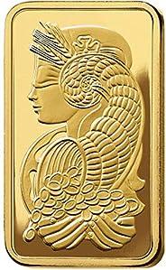 Swiss Pamp 24K (999.9) 2.5 Gram Gold Bar