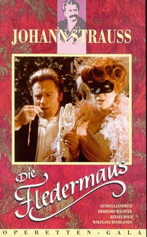 Die Fledermaus [VHS]