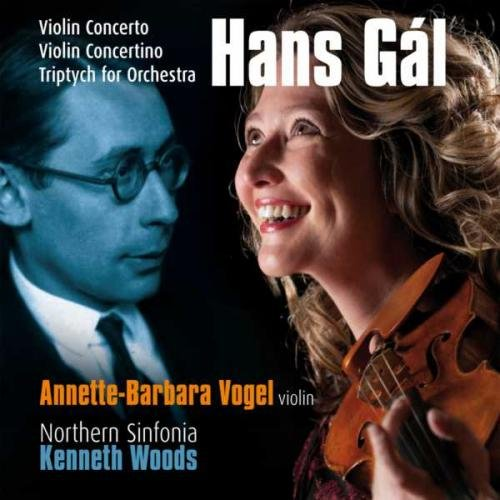 Violin Concerto/Concertino/Triptych