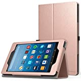 MoKo Case for All-New Amazon Fire HD 8 Tablet (7th and 8th