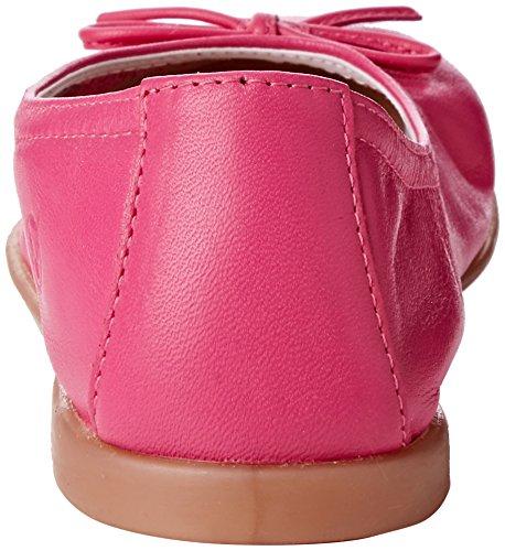 Naturino Naturino 2353, Ballerines fermées fille Rose - Pink (VITELLO FUXIA)