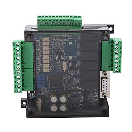 Bewinner SPS-Industriesteuerungsplatine FX3U-14MR 8 Eingang 6 Ausgang Programmierbare einfache Steuerung Relaisausgang, 24 V SPS-Steuerung Programmierbare Steuerung -