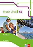 Green Line 5 G9: Workbook mit Audio CD Klasse 9 (Green Line G9. Ausgabe ab 2015) - Harald Weisshaar