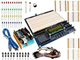 Gtronics.NET PROTO SHIELD PLUS STARTER KIT with ORIGINAL ARDUINO GENUINO UNO
