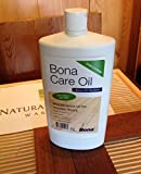 Best Bona Natural Floor Cleaners - Bona Care Oil 1 L, Maintenance Oil Review