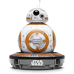 Star Wars - BB 8 Edición especial, robot electrónico Droid BB-8 con Pulsera Force Band (Sphero R001SAP)