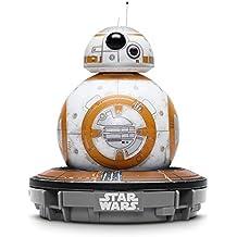 Star Wars - BB 8 Edición especial, robot electrónico Droid BB-8 con Pulsera Force Band (Sphero R001SAP)