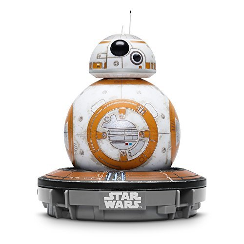 Sphero R001SAP Star Wars BB-8 Battleworn Droide mit ForceBand (App-Gesteuerter Roboter) (Band Star Wars)