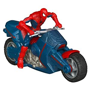 Ultimate Spider-Man – A4294 – Zoom N Go – Moto (Import Royaume-Uni)