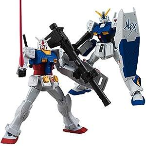 BANDAI Shokugan Tamashii Nations Gundam Universal Unidad Vol. 1Figura de acción (Caja de 10)