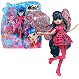 Winx Club Musa | Cosmix Fairy Puppe beweglichen holografischen Flügeln