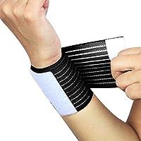 Praktische Outdoor Sports Armbänder Verband Basketball Armschiene Hand Wrist Straps HautFarbe preisvergleich bei billige-tabletten.eu