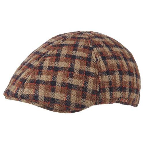 Texas Woolrich Cap Stetson cappello piatto berretto piatto L/58-59 - beige