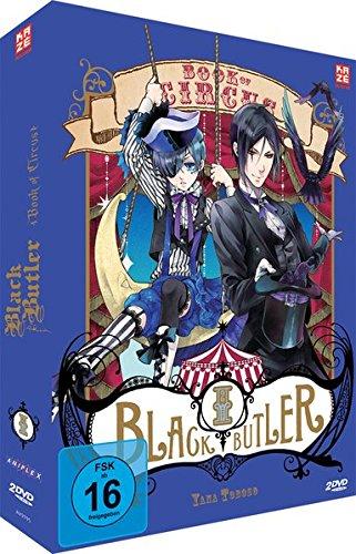 Black Butler - Staffel 3 - Vol. 1 - [DVD]