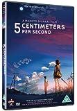 Five Centimetres Per Second [DVD] [2007]