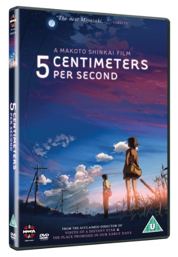 Five Centimetres Per Second [DVD...