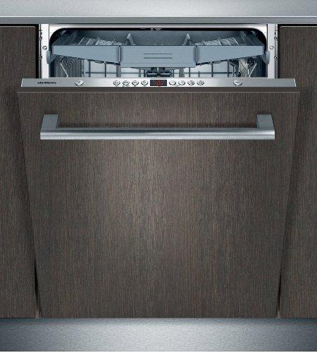 Preisvergleich Produktbild Siemens SN64M080EU iQ500 Vollintegrierbarer Geschirrspüler / Einbau / A++ AA / 10 L / 0.93 kWh / 59.8 cm / DosierAssistent / VarioSchublade