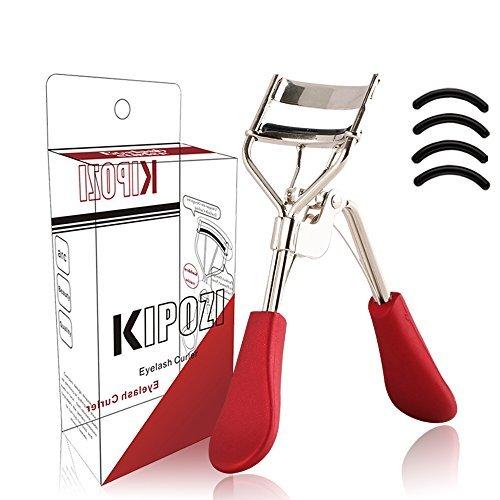 kipozi curler-pro de pestañas Lash Curler con recargas de larga duración...