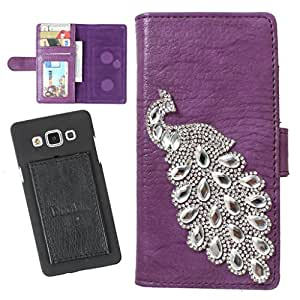 For HTC Desire 820S - DooDa Quality PU Leather Flip Wallet Case Cover With Magnetic Back And Closure.
