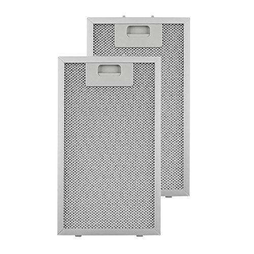 Klarstein Repuesto de Filtro de Grasa de Aluminio