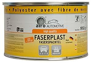 2kg glasfaserverstärkter fibre polyester Spatule–plast
