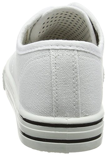 Dorothy Perkins Damen Carla Lace Up Low-Top White (White)