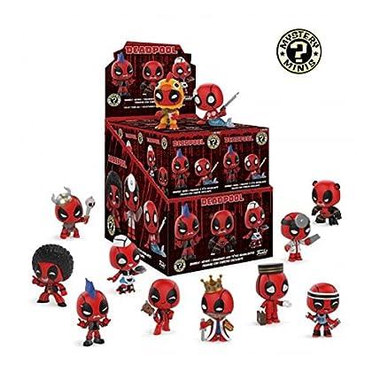 Funko - Figurine Marvel Deadpool Mystery Minis ...