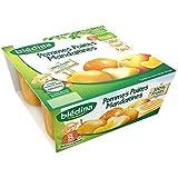 Blédina coupelles fruits pomme poire mandarine 4 x100 g dès 8 mois - ( Prix Unitaire ) - Envoi Rapide Et Soignée
