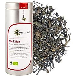 Shui Xian Oolong Tee in Bio-Qualität (75 gr)