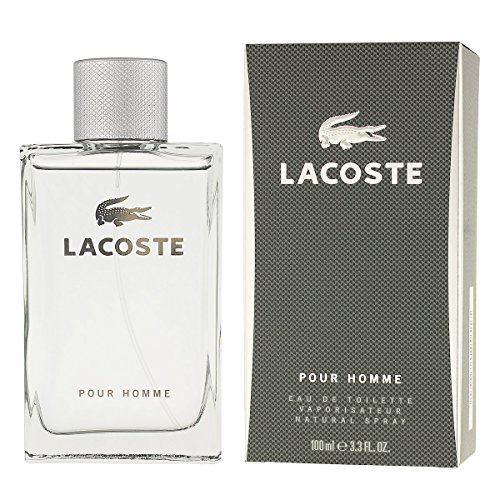 Lacoste pour homme eau de toilette spray 100 ml uomo