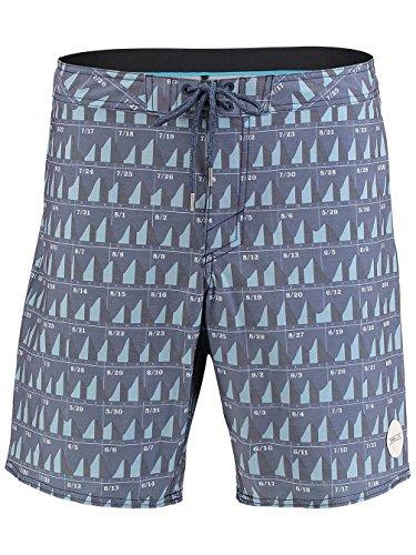 Herren Boardshorts O'Neill Jeff Canham Boardshorts blue aop