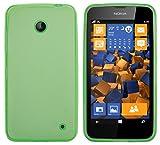 mumbi Schutzhülle Nokia Lumia 630/635 Hülle transparent