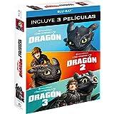 Pack 1 - 3: Cómo Entrenar A Tu Dragón