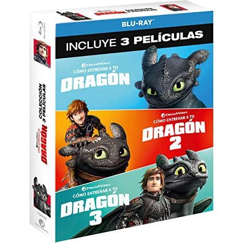 Pack 1 - 3: Cómo Entrenar A Tu Dragón [Blu-ray] 6