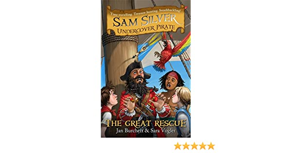Sam Silver: Undercover Pirate: Skeleton Island: Book 1 Reviews | Toppsta