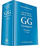 GG - Grundgesetz: Kommentar