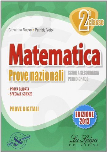 Matematica. Prove nazionali. Con espansione online. Per la Scuola media: 2