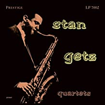 Stan Getz Quartets (Back to Black Limited Edition) [Vinyl LP]
