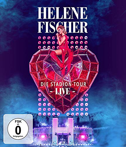 Preisvergleich Produktbild Helene Fischer Live - Die Stadion-Tour [Blu-ray]