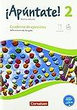 ¡Apúntate! - Nueva edición: Band 2 - Differenzierende Ausgabe: Cuaderno de ejercicios. Mit eingelegtem Förderheft und Audios online