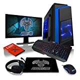 ADMI GAMING PC PACKAGE:, AMD Dual Core 200GE Vega 3 Graphics, 1TB Hard Drive, 8GB DDR4 RAM, Wifi, No Operating System