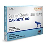 #9: CARODYL 100mg (Strip of 4 Chewable Tablets)