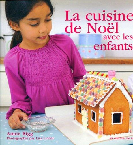 La cuisine de Noël avec les enfants