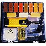 VABIONO Fußboden-Reparatur-Set zum Reparieren von Parkett, Laminat Holz Möbel