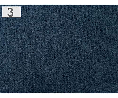 1m 3 Hydro-blau Sämischleder Imitation Elastisch, Samt, Kunstleder, Jeansstoff, Anti-rutsch Material, Pes, Andere Stoffe